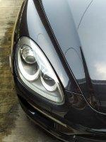 PORSCHE CAYENNE S 4.8L Black HITAM TECHART BodyKiT 2011 (6.jpg)