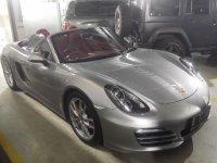 Jual Porsche Boxster 2.7 Cabrio PDK