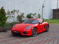 Jual Porsche Cayman 2.7L 981 tahun 2013
