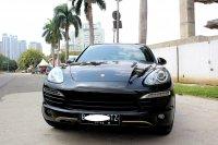 Jual Porsche Cayenne 3.6 Turbo Hitam 2012