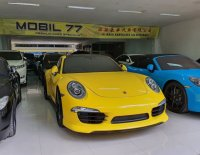 Jual Porsche 911 Carrera 3.4L tahun 2015
