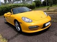 Jual PORSCHE BOXSTER 2.9 PDK CABRIOLET AT KUNING 2012