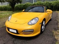 Jual PORSCHE BOXSTER 2.9 PDK CABRIOLET AT 2011 KUNING