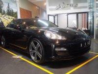 Porsche Panamera V6 3.6 Turbo