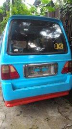 di jual suzuki carry st 100 thn 1997 warna biru