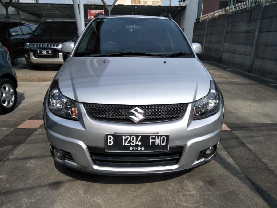 Suzuki Sx4 X Over 2011 Tdp 15jtan Siap Pakai Hub Ratna Mobilbekas Com