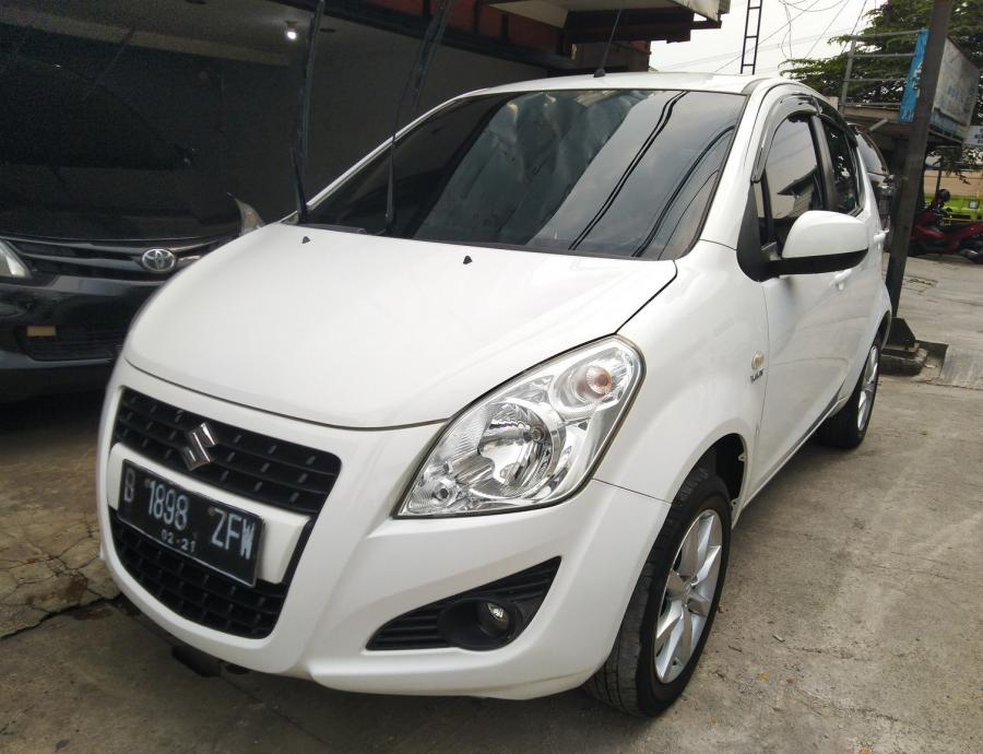 Suzuki Splash GL MT 2015 km 32ribu Total Dp 15jt ...