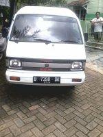 Jual Suzuki Super Carry Van Tahun 89 Body Mulus