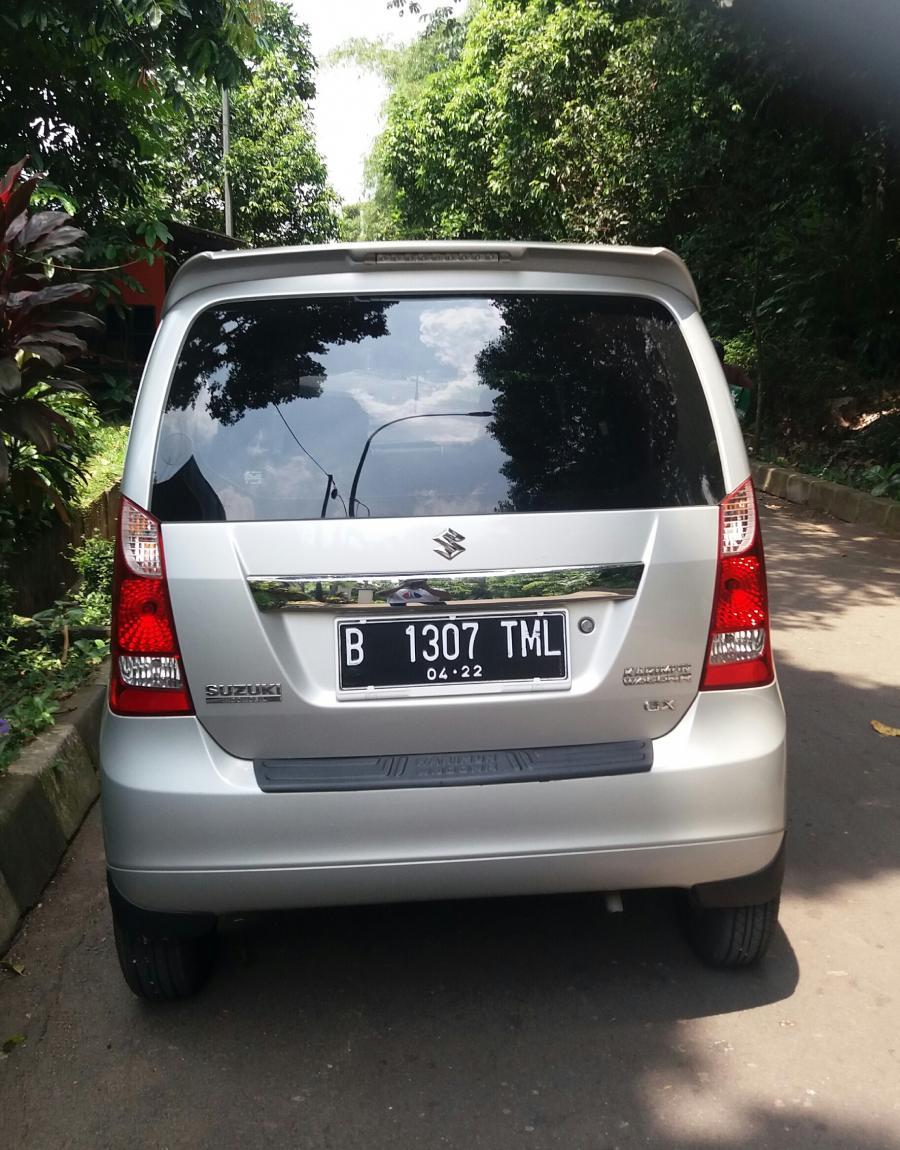 Karimun Wagon R type GX manual 2015 istimewa - MobilBekas.com