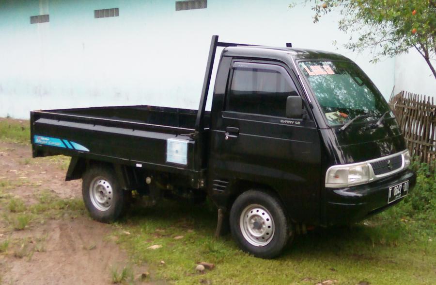 Suzuki Internasional Harga Mobil Bekas Suzuki Apv Pick Up 2012