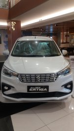 Jual SUZUKI ALL NEW ERTIGA GX AT
