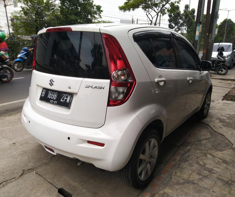 Suzuki Splash GL MT 2015 Total Dp 10jt - MobilBekas.com