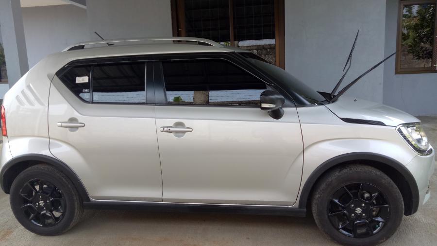 Dijual Suzuki Ignis 1200 GX MT 2017 - MobilBekas.com