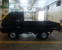 Suzuki Carry Pick Up: Paket ringan. Carry Pick-Up wd