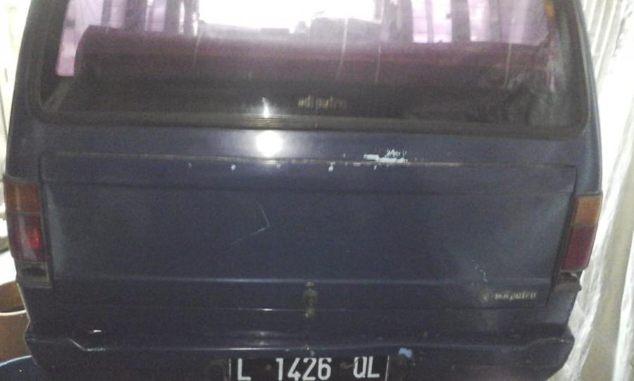 Mobil Bekas Carry Extra Tahun 1987 - MobilBekas.com