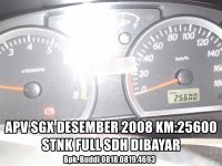 Suzuki Arena: Jual MURAH, APV SGX 2008 KM Rendah. (index.jpg)