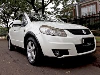 Jual X-Over: Suzuki SX4 X- Over MC AT 2011 Dp 13Jt