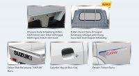 Suzuki: MEGA CARRY EXTRA (APV PICK-UP WD) (mega-carry-exterior5.jpg)