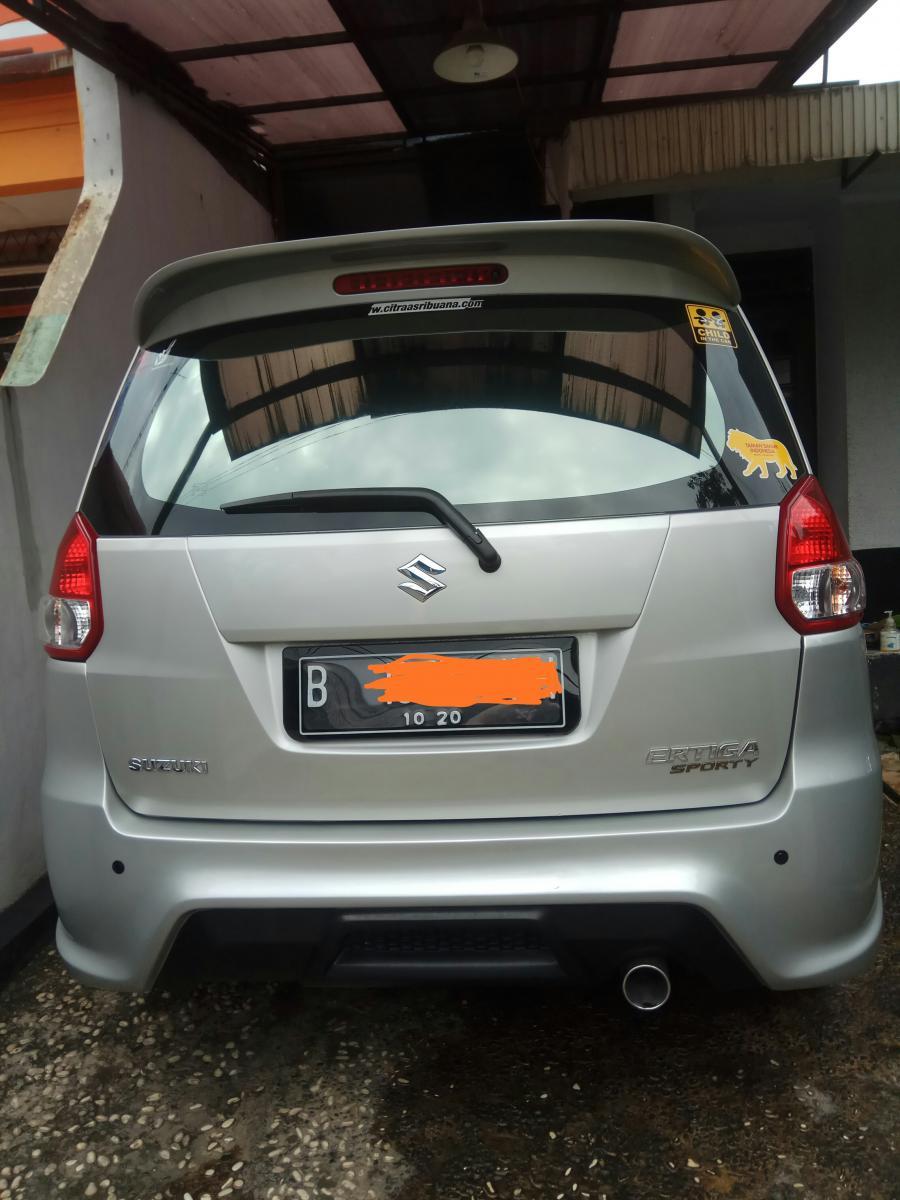 Suzuki Ertiga Sporty 2015 - MobilBekas.com