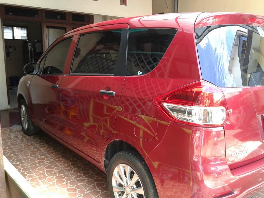 Dijual Suzuki Ertiga GA 2012 Merah - MobilBekas.com