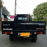 Suzuki Carry pick up 2014 mega cargo
