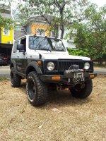 Jual Suzuki: Mobil Hobby Jimny X-one Limited 4 x 4