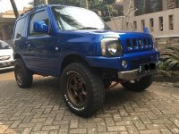 Suzuki Jimny 4x4 at Wide UK