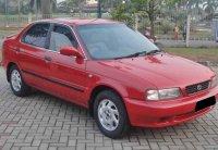 Suzuki: Dijual mobil szk baleno tahun 1999 warna merah (6863737674_409c157a54.jpg)