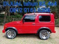 Suzuki: dijual jimny tahun 82 double gardan (PhotoGrid_1483347442594.jpg)