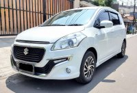 Jual SUZUKI ERTIGA DREZA AT MATIC 2016 PUTIH LOW KM 42RBAN LIKE NEW