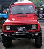 Jual Suzuki Jimny Katana long BRI Sj410 4x4 Thn 1992