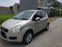 JUAL Mobil SUZUKI SPLASH SILVER GL Manual 2011