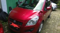 Jual Suzuki splash 2014 GL manual
