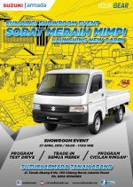 Suzuki Carry Pick Up: ALL New Carry pickup fd promo TDP ringan Banget.... (IMG-20190508-WA0001.jpg)