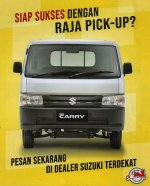 Suzuki: New CARRY PICK UP 2020 TDP 12 jt
