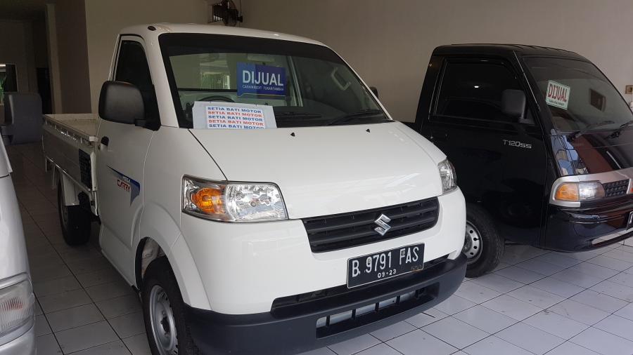 Suzuki Apv Mega Carry Pick Up AC PS 2018 plat B Bekasi ...