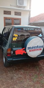 Suzuki: Jual mobil escudo daam keadaan bagus