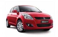 Jual Suzuki swift mati merah 2015