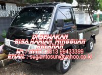 Jual Suzuki Carry Pick Up: mobil pickup over kredit