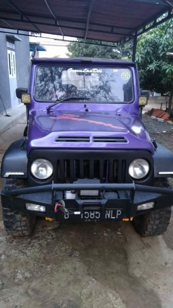 Suzuki Jimny Jangkrik Mobilbekas Com