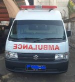 Carry Pick Up: Jual Suzuki carry ambulance