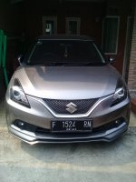 Jual Over kredit Suzuki Baleno Hatchback AT 2018 Termurah!