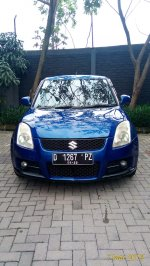 Jual Suzuki Swift GT