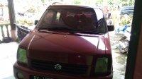 Suzuki: Dijual Karimun Dx tahun 2000