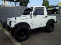 Jimny: Suzuki Jimnie SJ410 4x4 1.0 Mnl Thn 1984 (suzuki_jimnie_sj410_4x4_10_mnl_thn_1984_putih_off_the_road_1643558_1434462647.jpg)