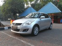 Jual Suzuki Swift GX Manual 2014 Silver Good Condition