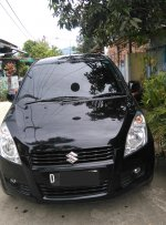 Jual Suzuki Splash GL 2012 Manual