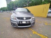 Suzuki: X-Over SX4 Manual grey 2011