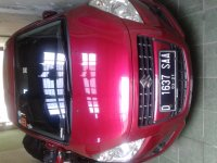 Jual Suzuki Splash Merah 2015 Fully Original