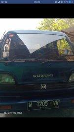 Suzuki Carry: JUAL MOBIL KARNA SAYA PENGANGGURAN.BUTUH DANA BUAT BELI KERTAS LAMARAN